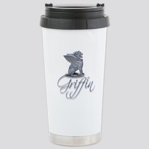 Griffen Stainless Steel Travel Mug