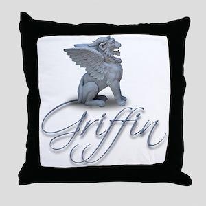 Griffen Throw Pillow