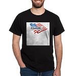 Wrestling American Martial Ar Dark T-Shirt