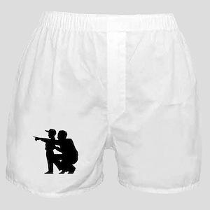 Coaching Silhouette Boxer Shorts