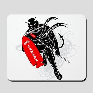 Devils Brigade Mousepad