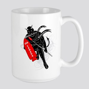 Devils Brigade Large Mug