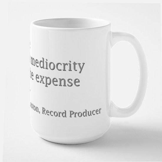 Critics Large Mug