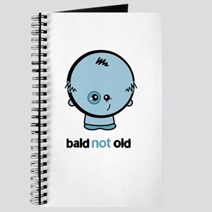 Bald Not Old Journal