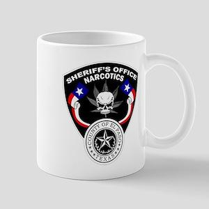 El Paso Sheriff Narcotics Mug