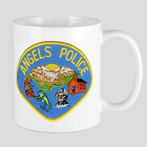 Angels Camp Police Mug
