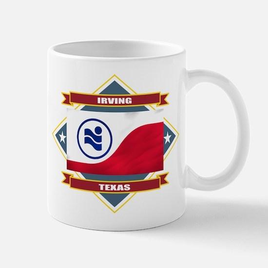 Irving Flag Mug