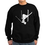 Freestyle Skiing Sweatshirt (dark)