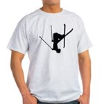 Freestyle Skiing Light T-Shirt