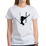 Freestyle Skiing Women's T-Shirt