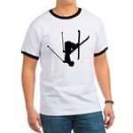 Freestyle Skiing Ringer T