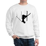 Freestyle Skiing Sweatshirt