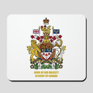 Canadian COA Mousepad