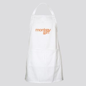 MONKEY GIRL BBQ Apron