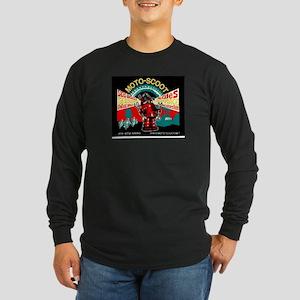 motorcycle shop Long Sleeve Dark T-Shirt