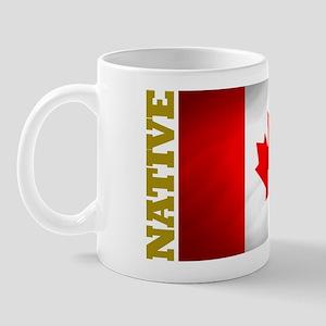 Canada Native Mug