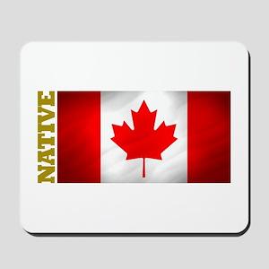 Canada Native Mousepad