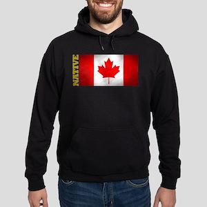 Canada Native Hoodie (dark)