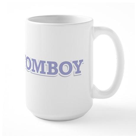 TOMBOY Large Mug