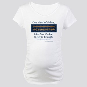 One Yard of Fabric Maternity T-Shirt