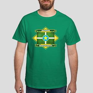 Jackson Flag Dark T-Shirt