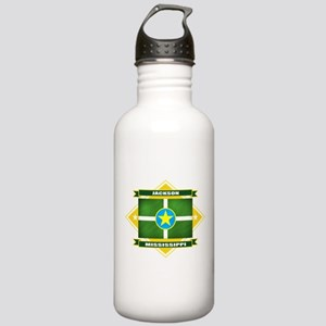 Jackson Flag Stainless Water Bottle 1.0L