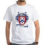 Finley Coat of Arms White T-Shirt
