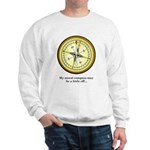 Moral Compass Sweatshirt