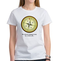 Moral Compass Women's T-Shirt