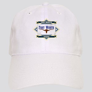 Fort Worth Flag Cap