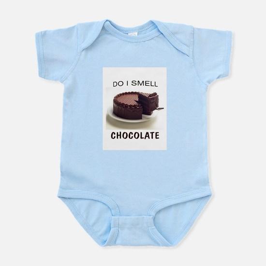 SMELLS DELICIOUS Infant Bodysuit