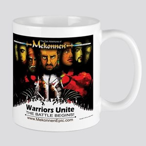 Mekonnen Warriors Unite -- Mug (Center Print)