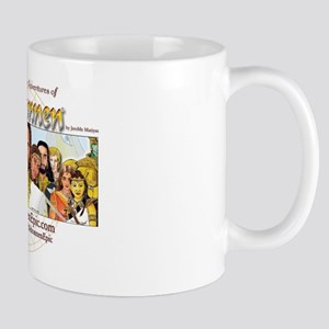 Mekonnen Entourage -- Mug (Center Print)