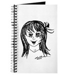 Anime Styled Characters Journal