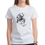 Anime Styled Characters Women's T-Shirt