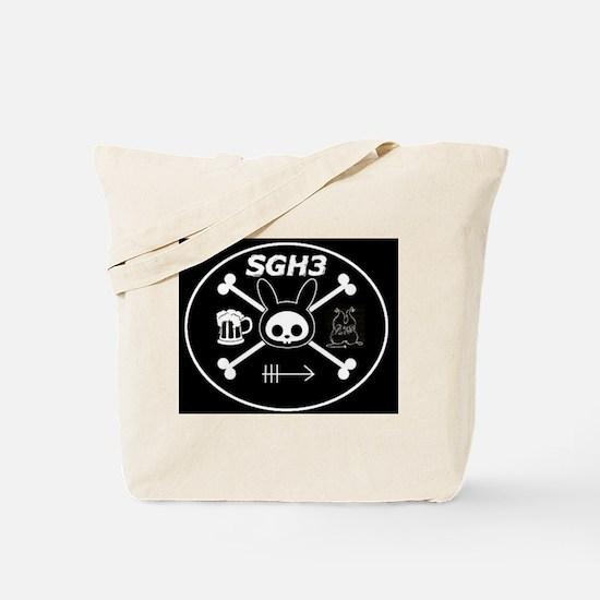 Cute H3 Tote Bag