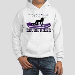 Rough Rider Hooded Sweatshirt