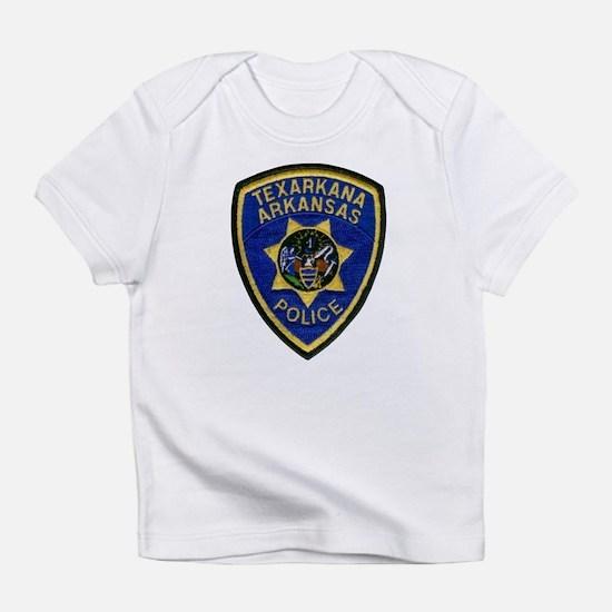Texarkana Police Infant T-Shirt