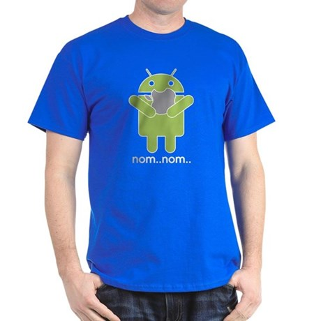Android Nom Dark T-Shirt