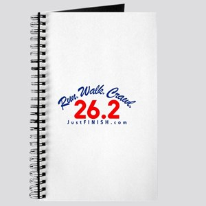 26.2 - Run. Walk. Crawl. Journal