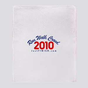 2010 - Run. Walk. Crawl. Throw Blanket