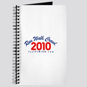 2010 - Run. Walk. Crawl. Journal