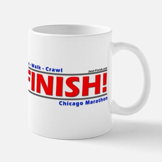 Cool Just finish Mug