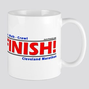 Cleveland Marathon 2 Mugs