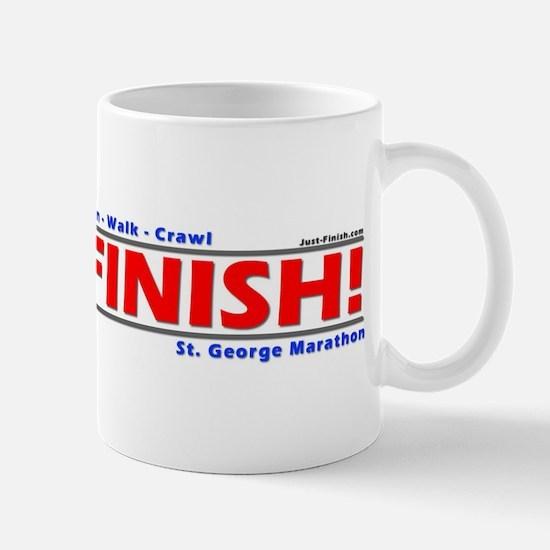 Funny Just finish Mug