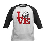 Volleyball Baseball T-Shirt