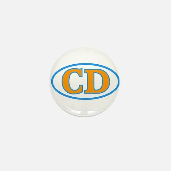 CD Mini Button