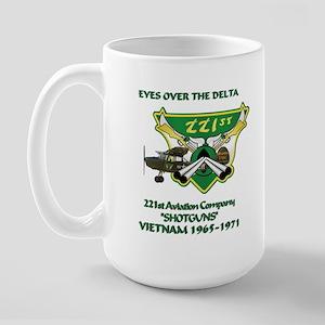 221st RAC Large Mug
