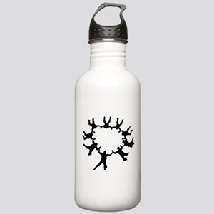 Skydiving Stainless Water Bottle 1.0L