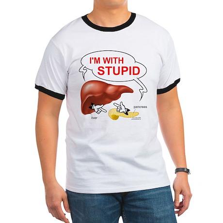 I'm with Stupid Liver/Pancreas